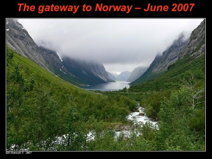 Thegatewayto Norway