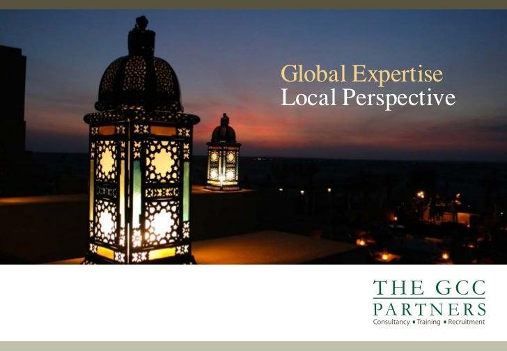 The GCC Partners Brochure