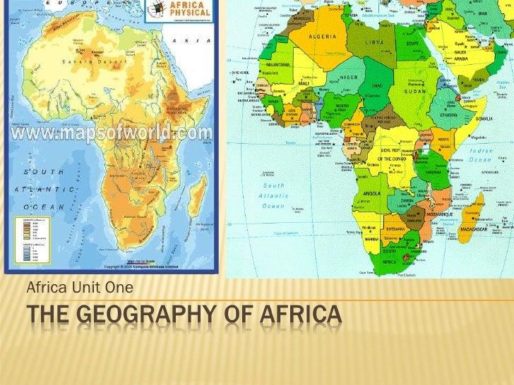 Africa Unit One