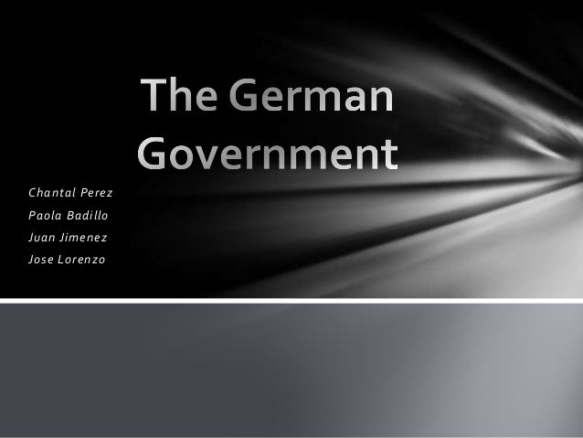 The German Government
