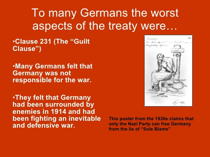 was the treaty of versailles fair on germany essay Germany resentfully signed the most famous treaty ever, versailles although years of readjusting the treaty followed, this essay will focus mainly on the strengths and weaknesses of the 440 articles in 1919.