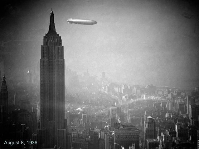 The German zeppelin Hindenburg