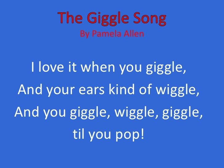 The Giggle Song