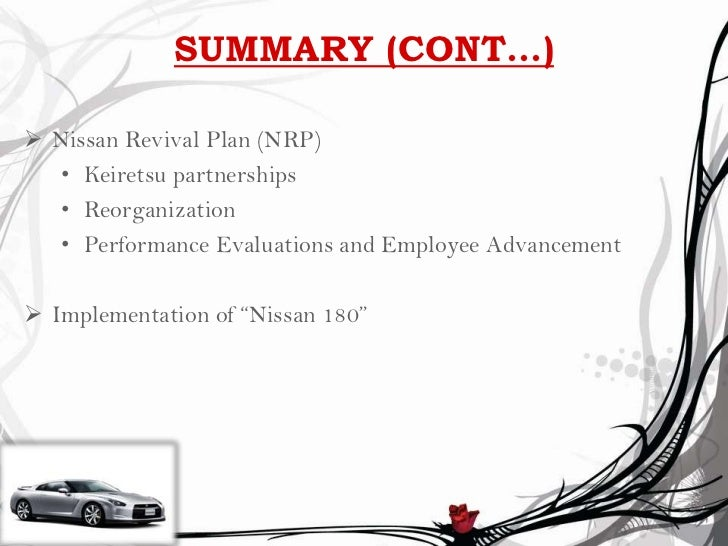 global leadership of carlos ghosn at nissan management essay Technology essays: carlos ghosn cross functional teams search this began to address the problems within the vertical layers of management by bringing the highest leader of the company in touch with some of the execution the global leadership of carlos ghosn at nissan similar.