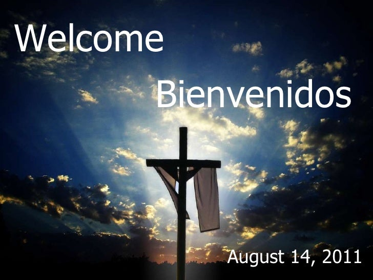 The Glory of the Cross - Cheyenne Church of Christ Presented on August 14 2011