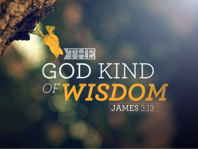 Wisdom Is the Principle Thing •We must begin each thing with the right goal for wisdom. Prov. 1:1-7; 2:1-7; 4:7 •How can w...