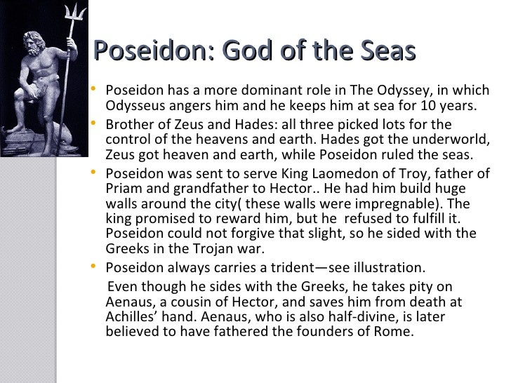 the gods in the iliad God and human interaction with human in iliad and odyssey introduction early interactions of god led to the creation of several other gods these include such as aphrodite, hades, poseidon and zeus celebrities.