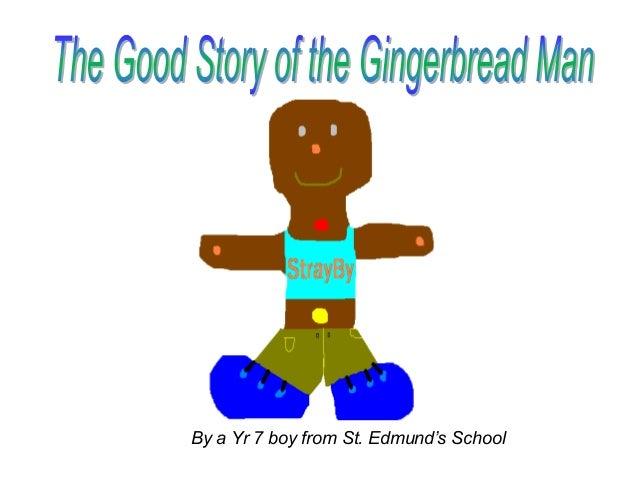 By a Yr 7 boy from St. Edmund's School