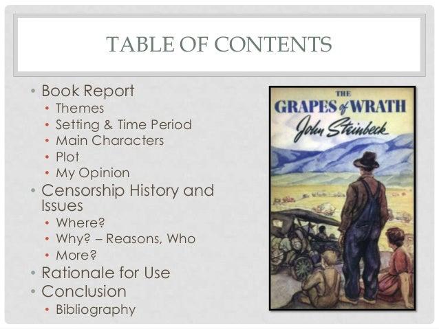 Essay Help-GrapesOwrath?