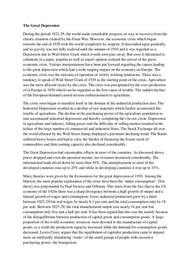 great depression in australia essay At the peak of the great depression, paper for the 1994 conference of economic history association of australia and new zealand, viewed 14 march 2012, http:// keithrankinconz/nzunem1933/ source c māori and welfare during the depression, 40% of the male māori workforce was unemployed.