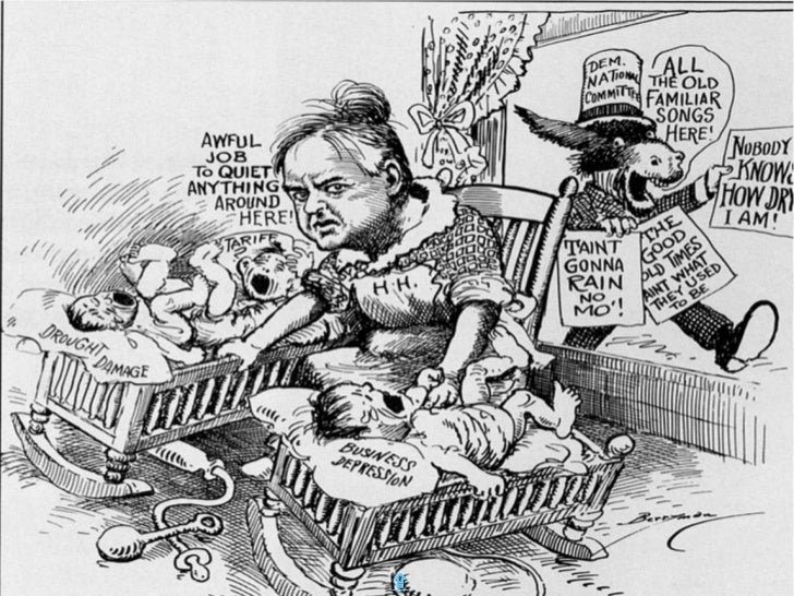 how america slowly recovered from the great depression An adequate understanding of the great depression requires that we view it as   no wonder the recovery was so slow: goaded by special interests and.