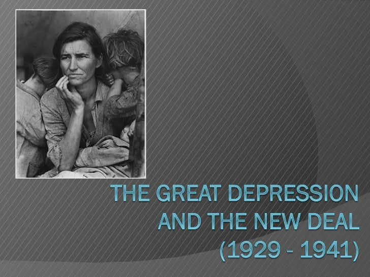 great depression and new deal study Considered by many to be one of the most successful of roosevelt's new deal programs,  great depression new deal fact check we strive for accuracy and.