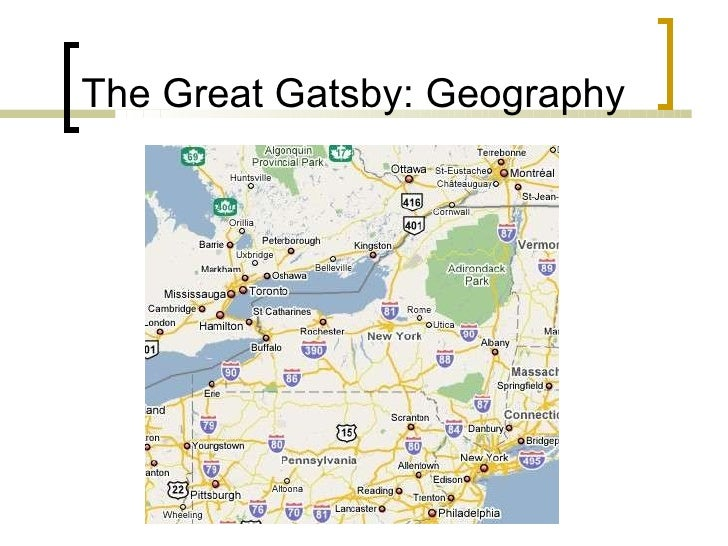the great gatsby  historical context