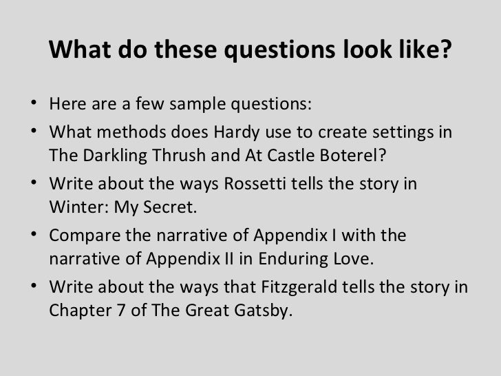 write about some of the ways fitzgerald tells the story in chapter essay Home study guides the great gatsby the great gatsby summary she tells nick that she has learned some remarkable chapter 8 chapter 9 fitzgerald and the lost.