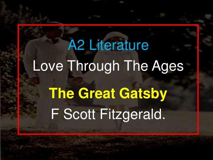 The great gatsby   pri