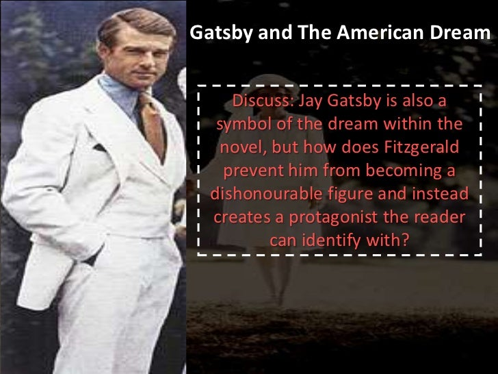 essay on the american dream in the great gatsby