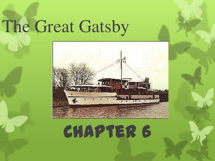 great gatsby chapter anylasis Get free homework help on f scott fitzgerald's the great gatsby: book summary , chapter summary and analysis, quotes, essays, and character analysis.