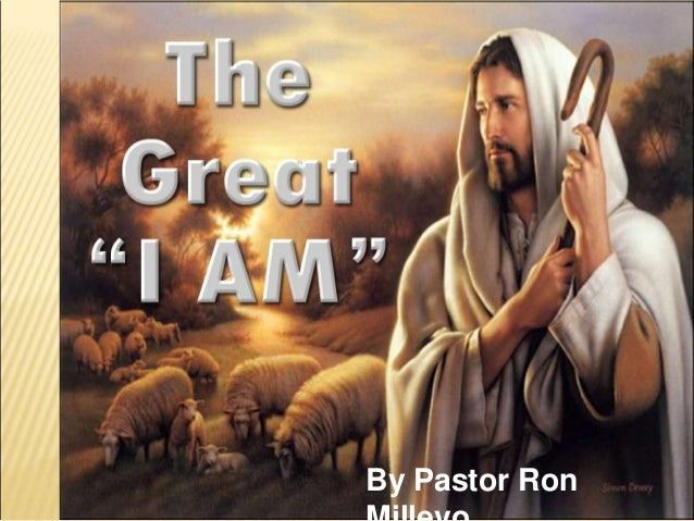 By Pastor Ron
