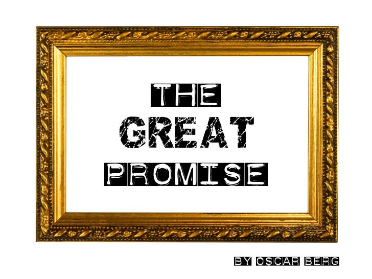 The Great Promise