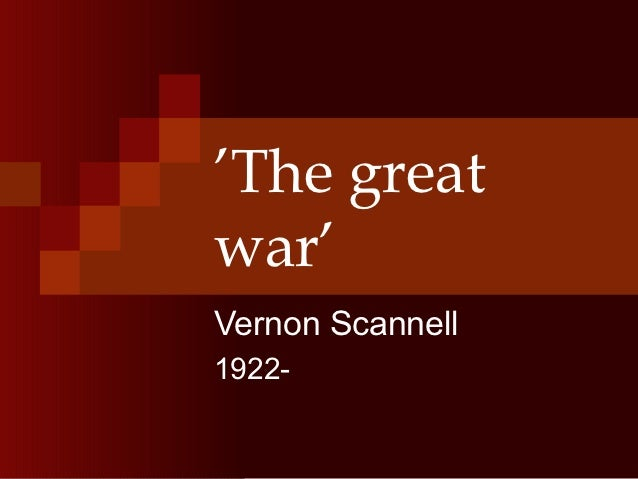 The great war'.ppt giulia
