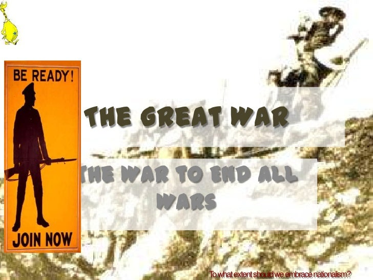 The great war part two