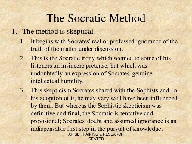 sin is ignorance socratic definition of Chapter 2: the socratic definition of sin  that people sin out of ignorance  report on the sickness unto death.