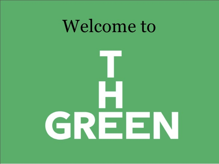 The Green Public