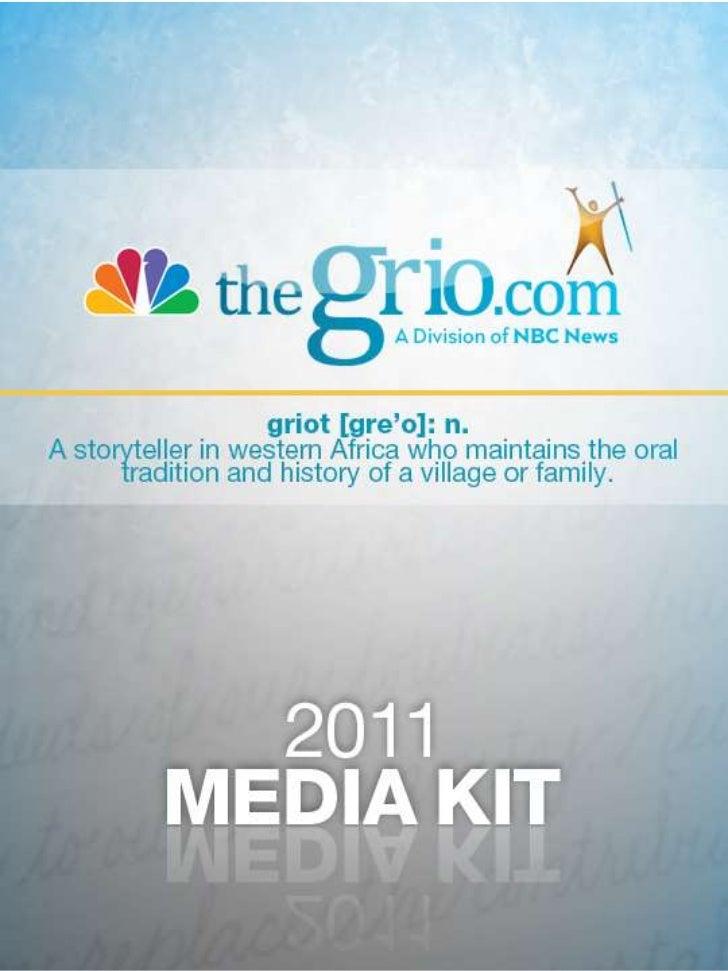 The grio 2011_media kit