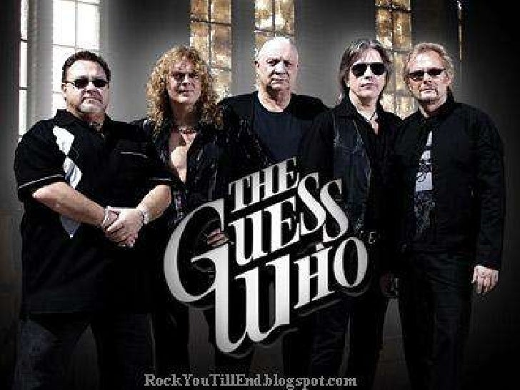Theguesswho