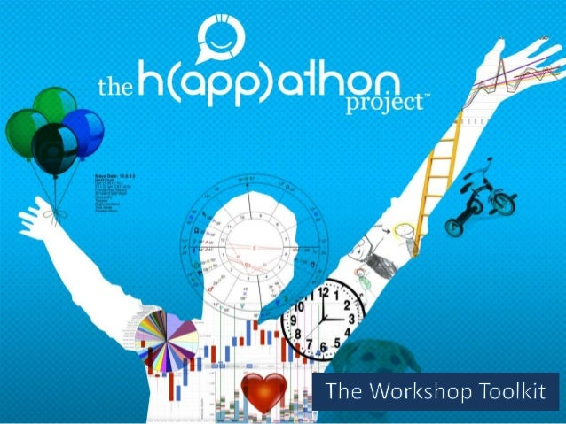 The H(app)athon Workshop Toolkit