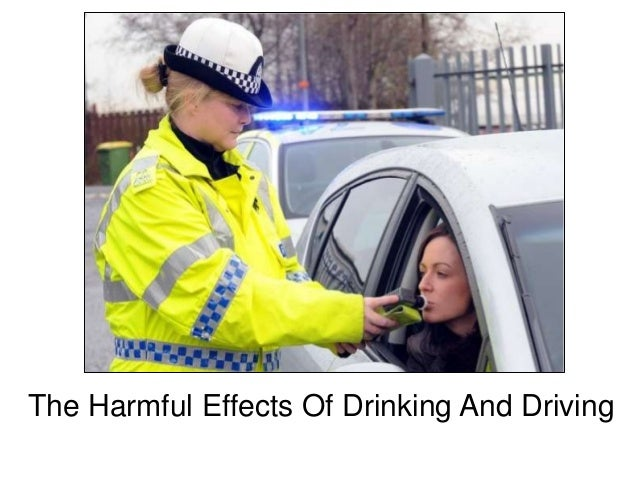 Problems Of Drinking And Driving Essay