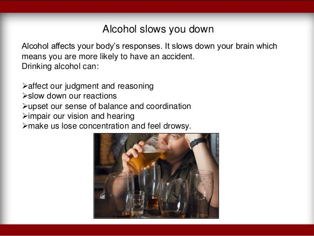 Drinking and Driving Consequences and Effects: How to
