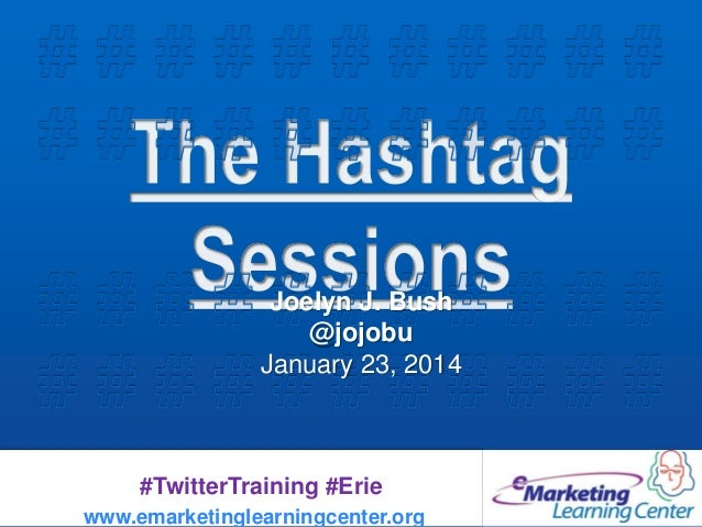 The Hashtag Sessions