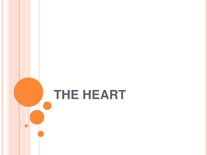 THE HEART<br />