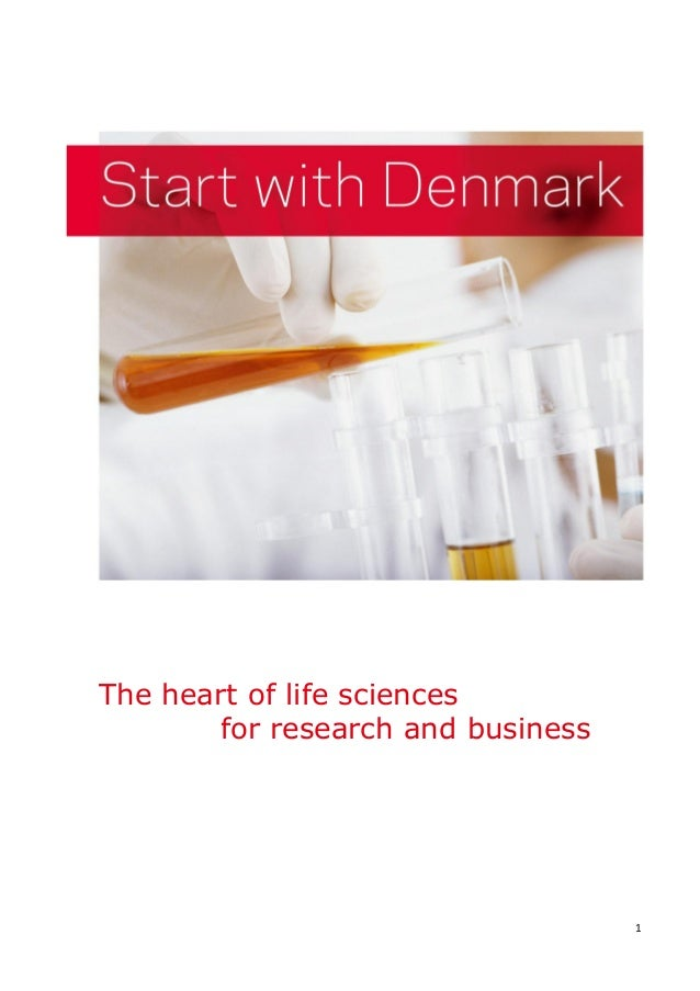 1The heart of life sciencesfor research and business