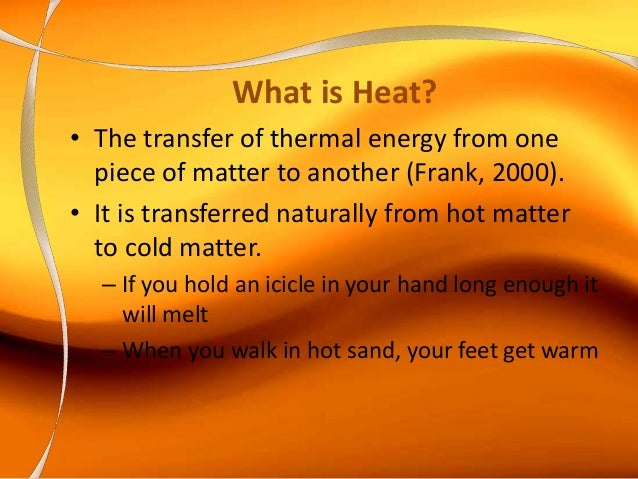 Heat Transfer Images