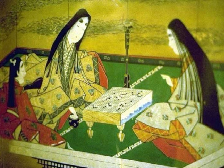 THE HEIAN PERIOD<br />By: Astri<br />