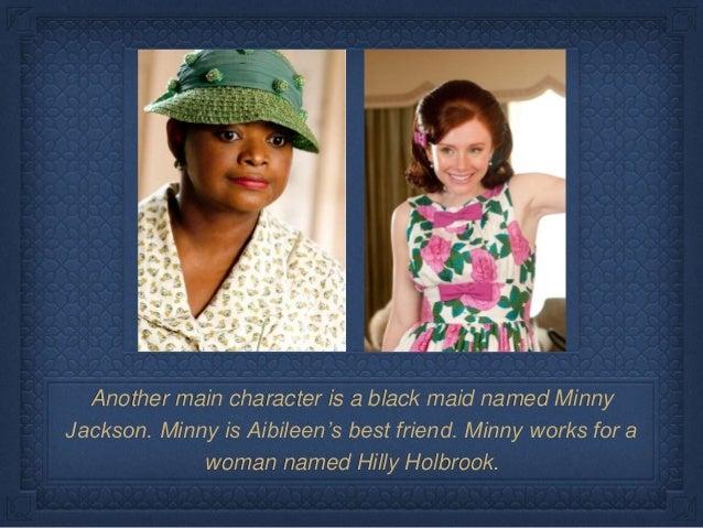 Minny Jackson The Help