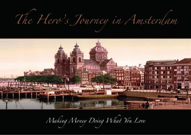 The Hero's Journey in Amsterdam Demo Guide