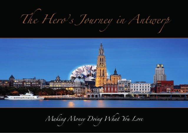 The Hero's Journey in Antwerp. Demo guide