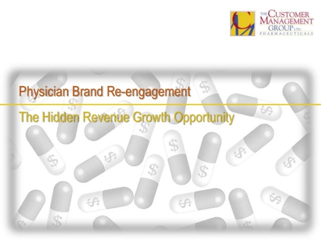 Physician Brand Re-engagement The Hidden Revenue Growth Opportunity