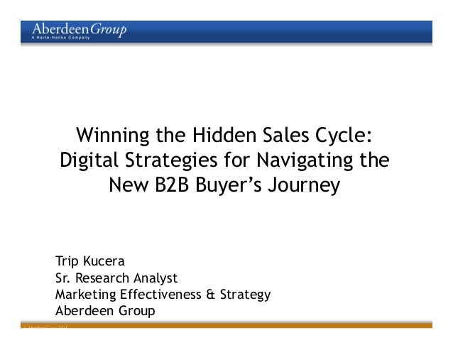The Hidden Sales Cycle | Aberdeen & Webmarketing123