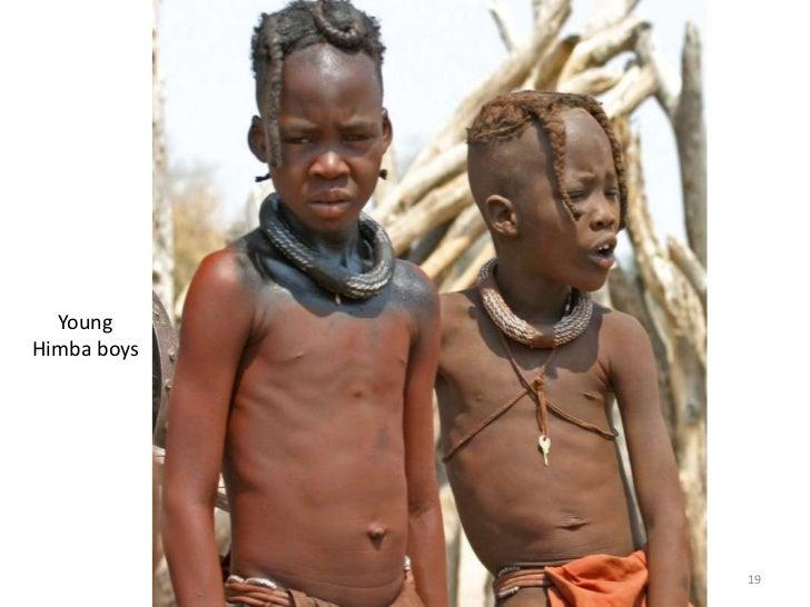 african girls boys bathe