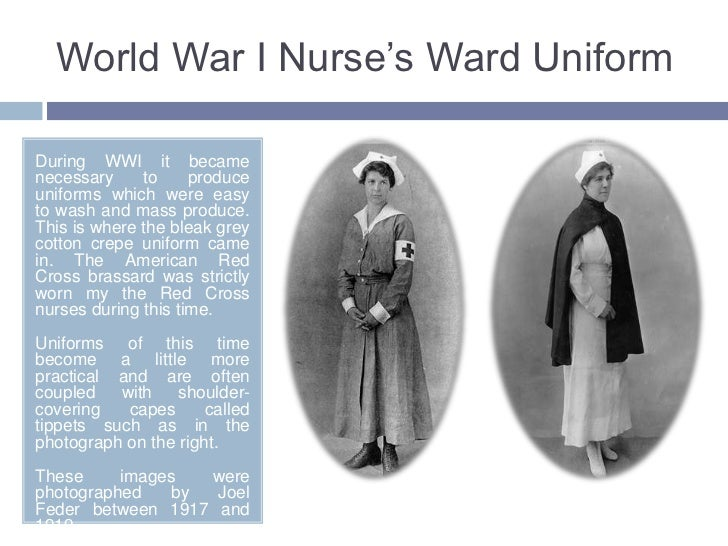 History Of Nursing Uniform 8