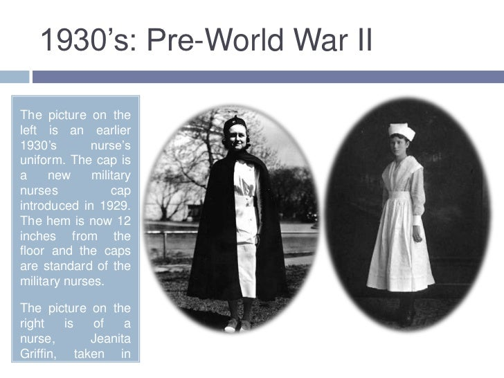History Of Nursing Uniform 47