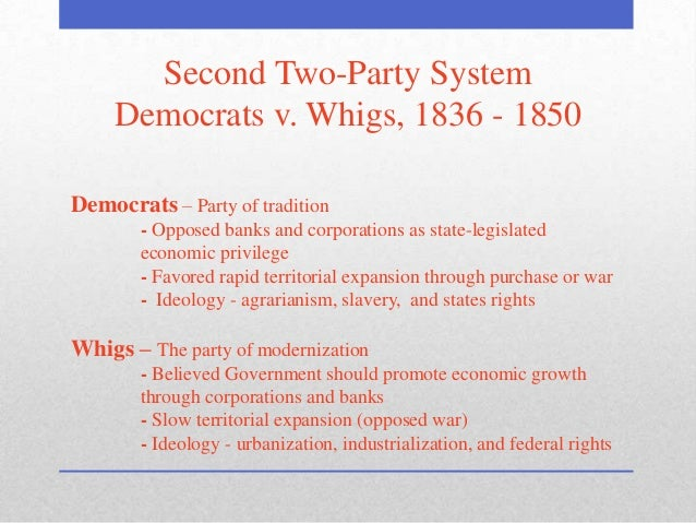 apush whigs vs democrats When american voters had 2 choices whig or loco foco atlas obscura, differences between democrats and whigs  apush jacksonian democrats vs whigs youtube.