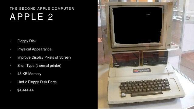 Second Apple Computer The Second Apple Computer