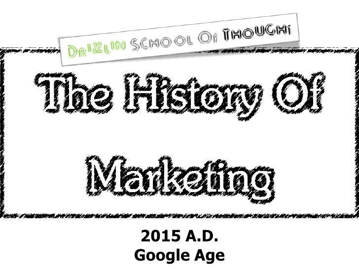 2015 A.D.<br />Google Age<br />