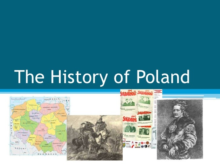 TheHistory of Poland<br />