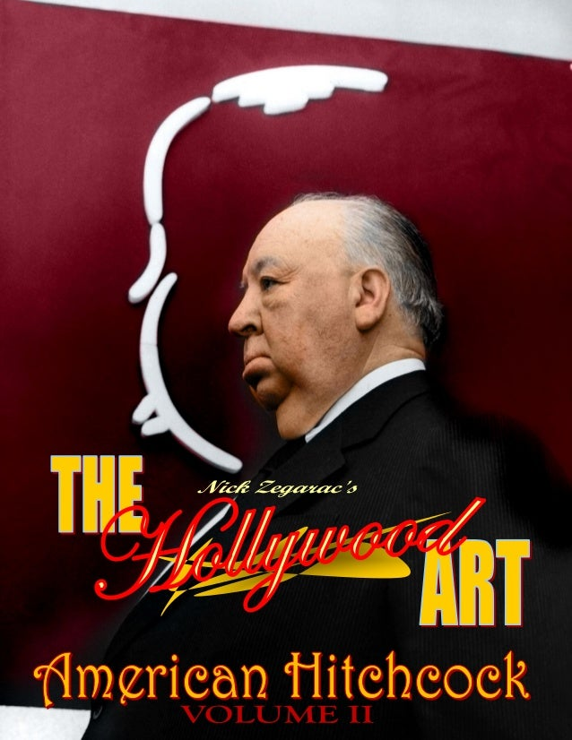 THE HOLLYWOOD ART - AMERICAN HITCHCOCK Volume II